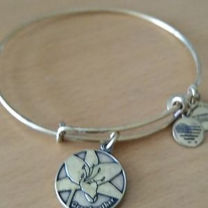 "Alex and Ani bangle ""grandmother"""
